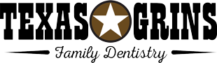 texas grins family dentistry header logo